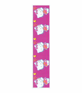 Hello Kitty® Purple Flower Ribbon