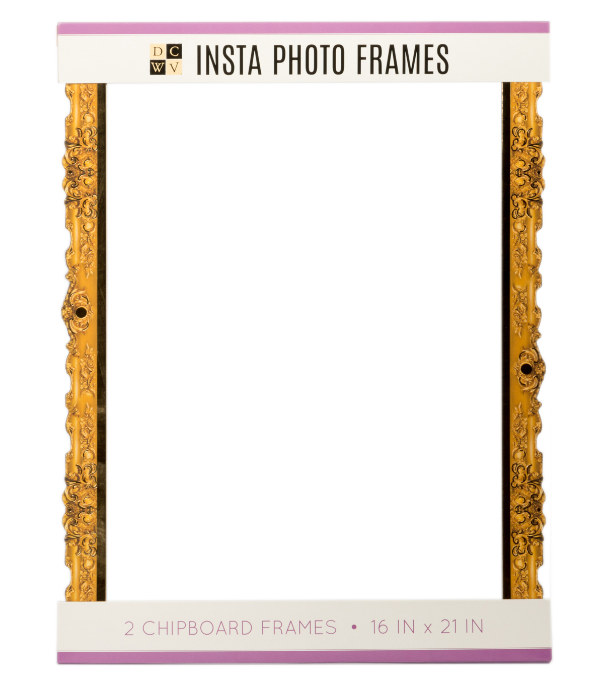 DCWV Insta Photo Fun Large Frames