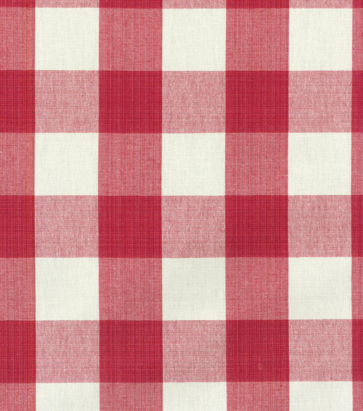 "Home Decor 8""x8"" Swatch Fabric-Williamsburg Stratford Check Jewel"