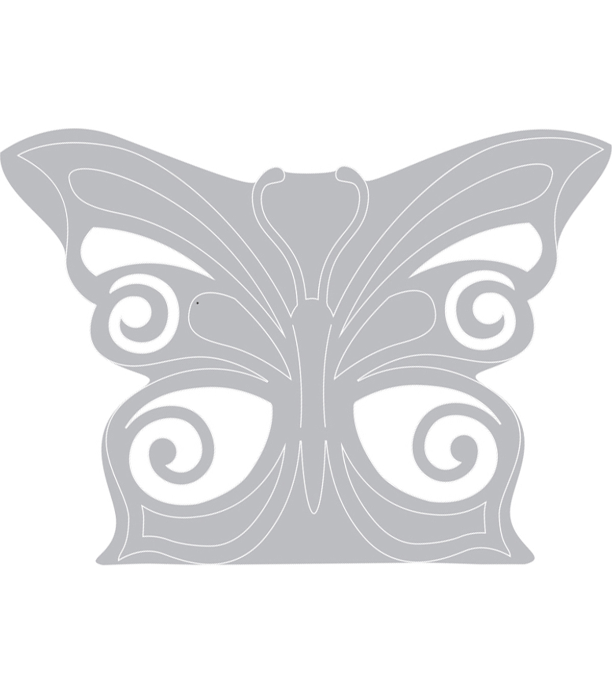 Sizzix Thinlits David Tutera Die-Butterfly Accessory