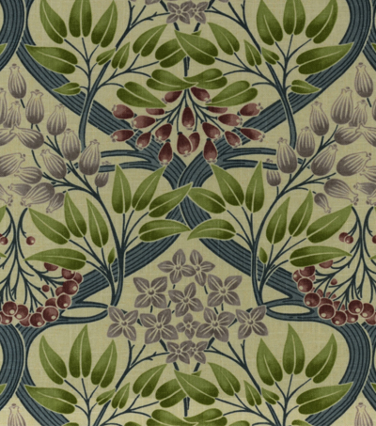 Home Decor 8\u0022x8\u0022 Fabric Swatch-Covington Tiffany 477 Orchid