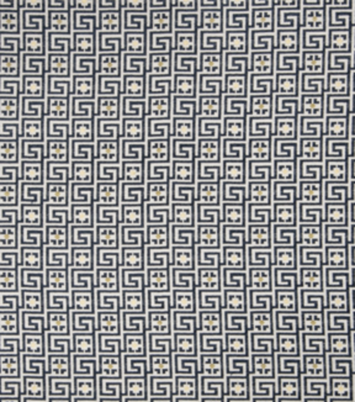 "Home Decor 8""x8"" Fabric Swatch-Upholstery Fabric Eaton Square Lion Cobalt"
