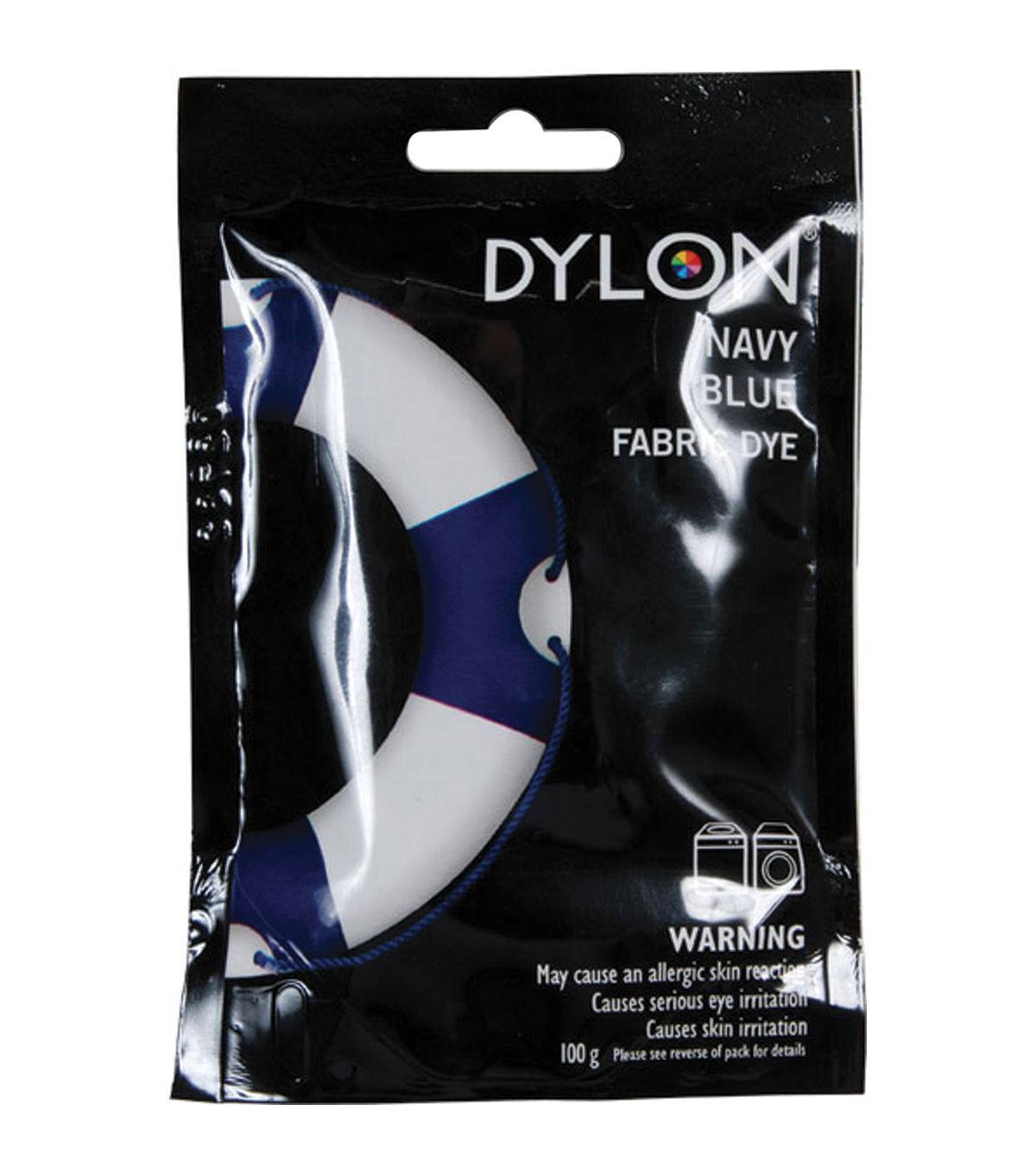 Dylon Permanent Fabric Machine Dye Navy Blue