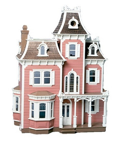Greenleaf Dollhouse Kit-Beacon Hill