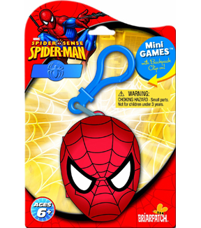 Ultimate Spiderman Travel Game