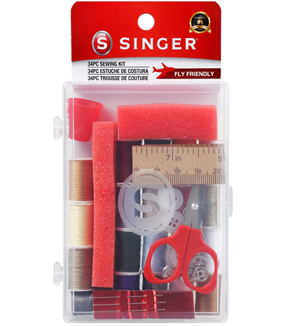Singer Deluxe Sewing Travel Kit