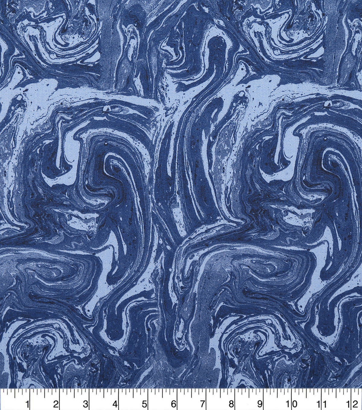 Keepsake Calico™ Cotton Fabric 108\u0027\u0027-Monaco Blue Oil Slick