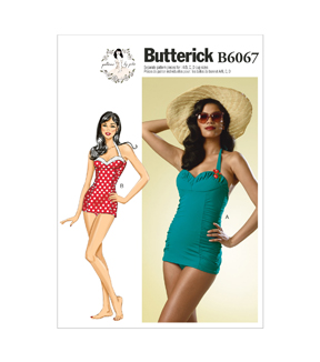 Butterick Misses Casual-B6067
