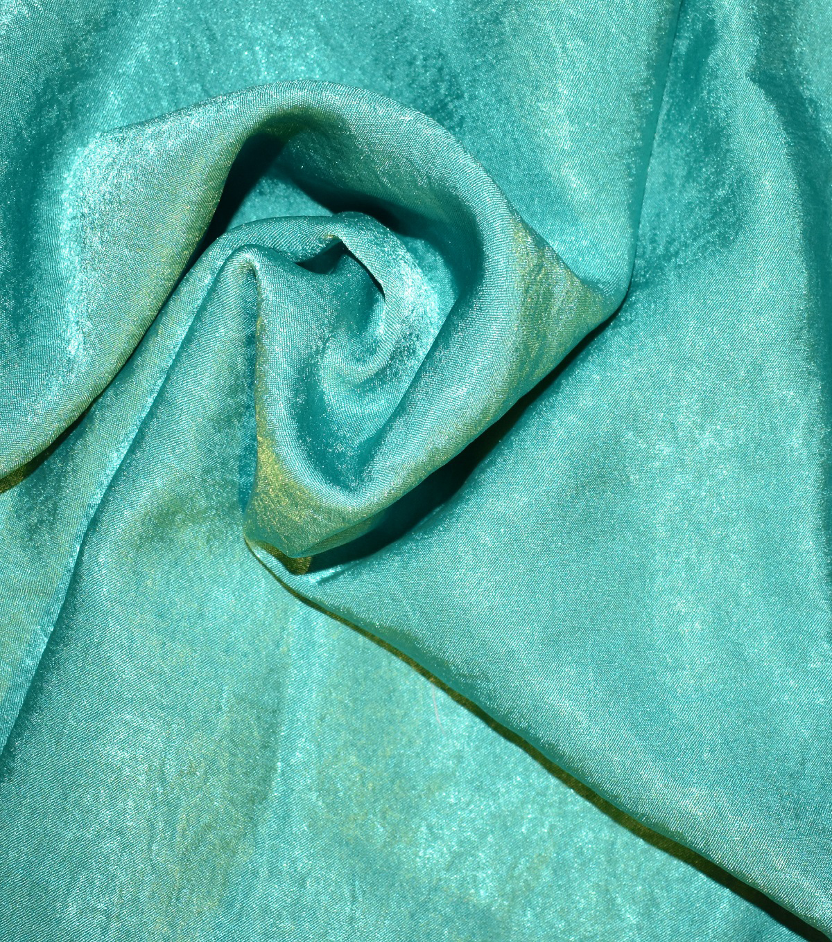 Silky Sanded Satin Fabric 58\u0022-Pepper Green