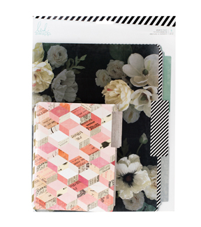 Heidi Swapp Magnolia Jane 5 Pack Memory Files