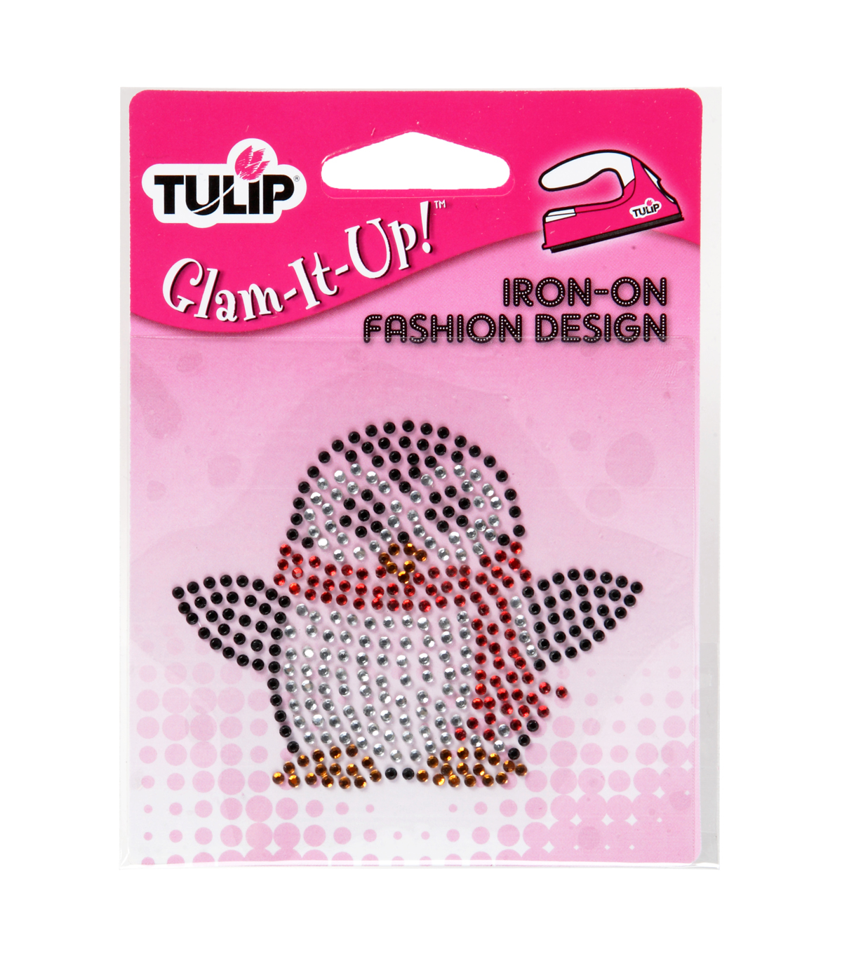 Tulip Iron-On Designs - Small Penguin