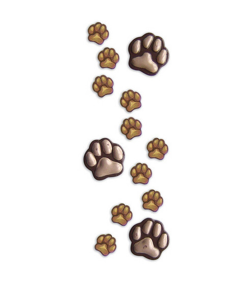 Jolee's By You Dimensional Embellishment-Paws