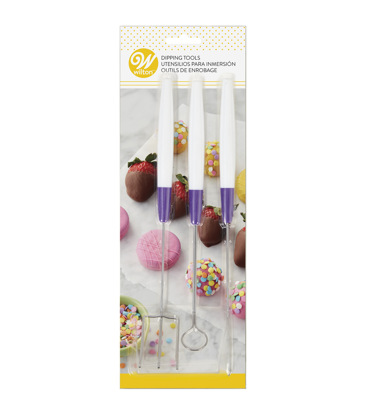 Candy Melt Dipping Tools