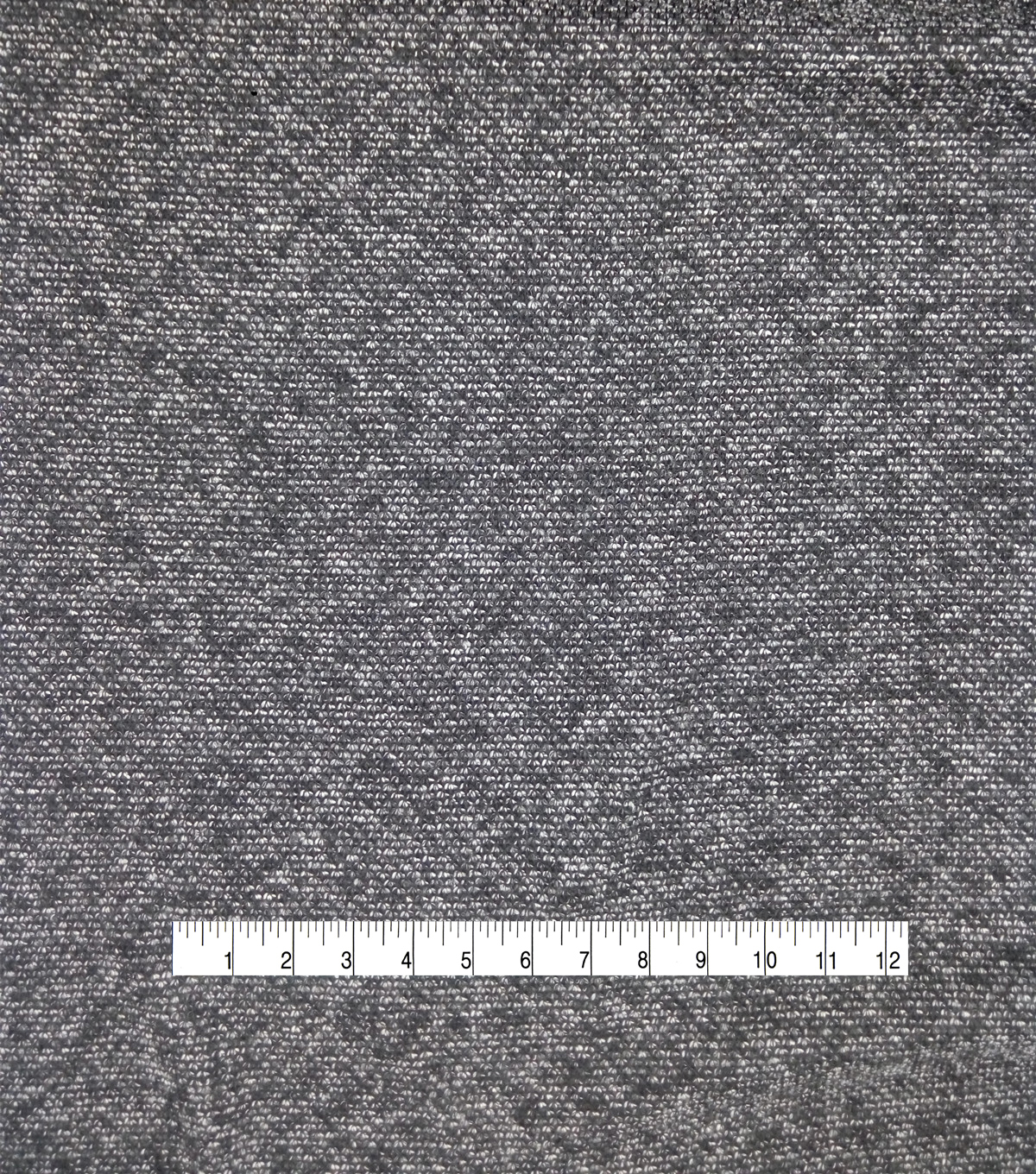 Varsity Club Stretch Boucle Fabric 57\u0027\u0027-Heather Grey