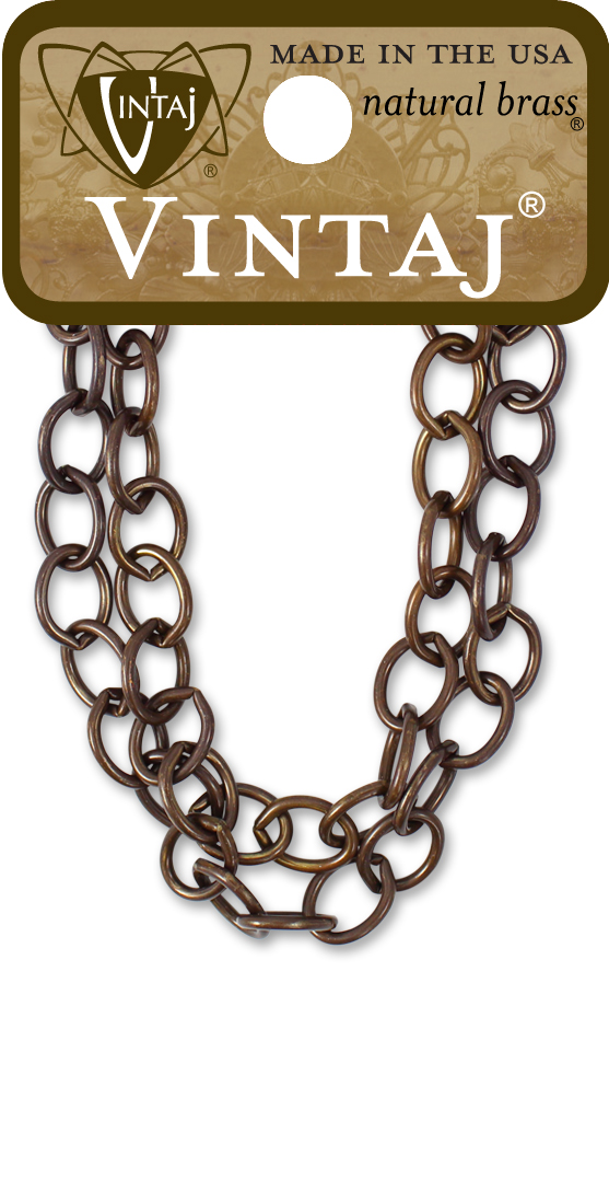 9mm Rounded Oval Chain