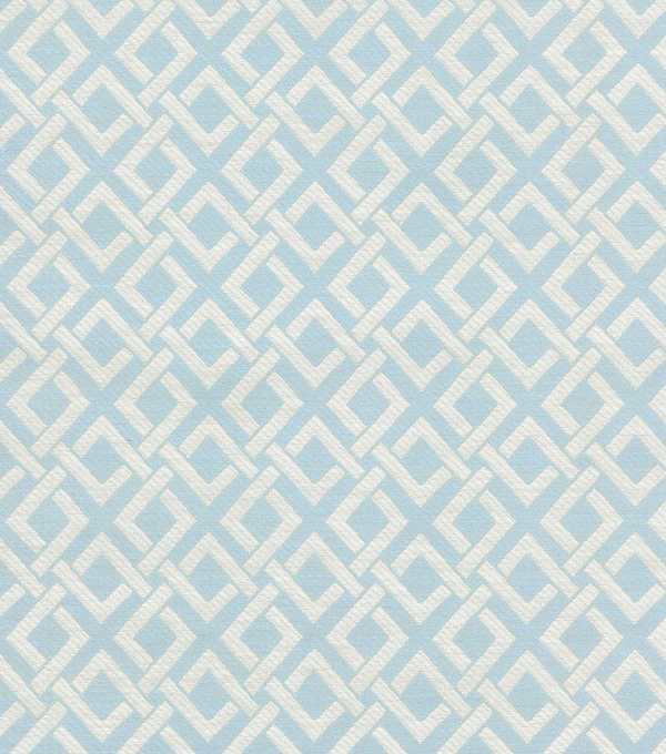 Waverly Upholstery Fabric 54\u0022-Eternal Link/Sky