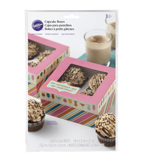 Wilton® Cupcakes are My Cocktails Treat Boxes 3ct
