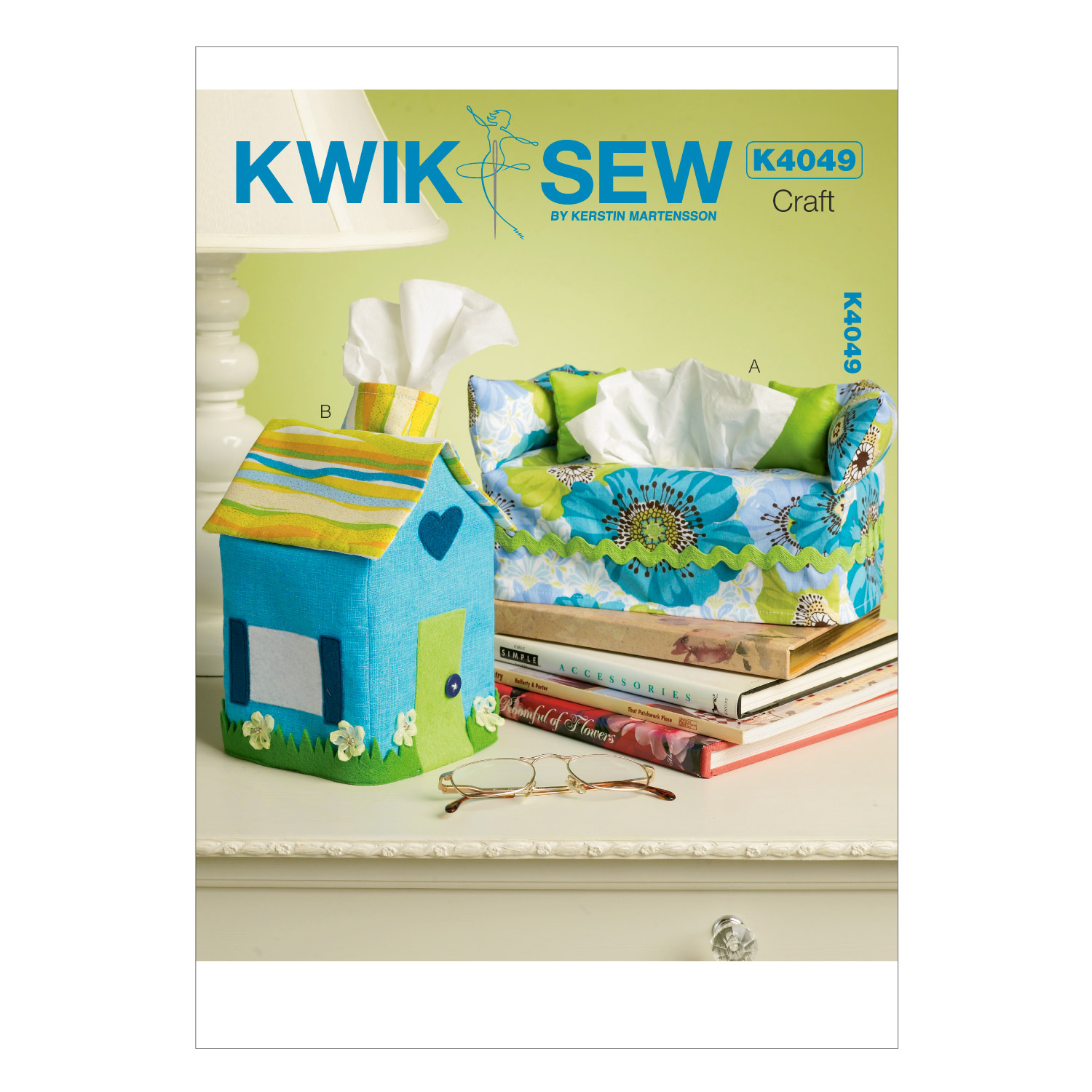 Kwik Sew Crafts Home Accessory-K4049