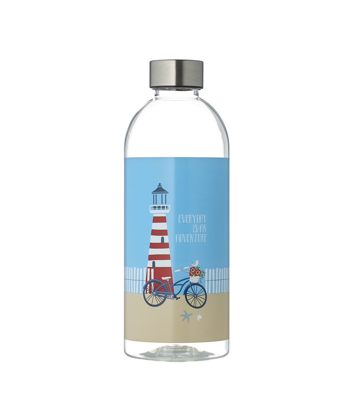33Oz Summer Printed Hydration Bottle-Every Day Is An Adventure