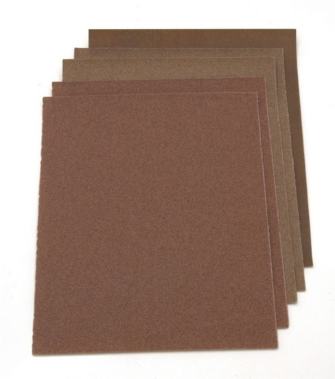 Darice Assorted Sandpaper 9\u0022 x11\u0022 5/pkg