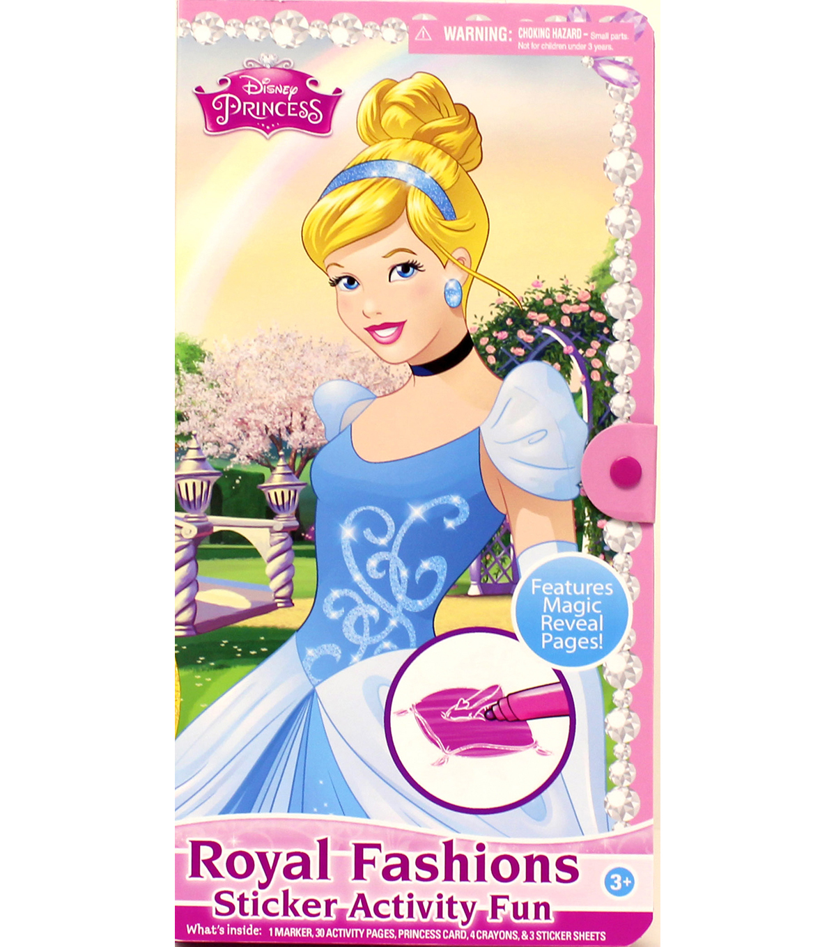Disney® Princess Sticker Activity Fun
