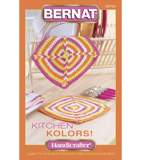 Bernat-Kitchen Kolors-Handicrafter