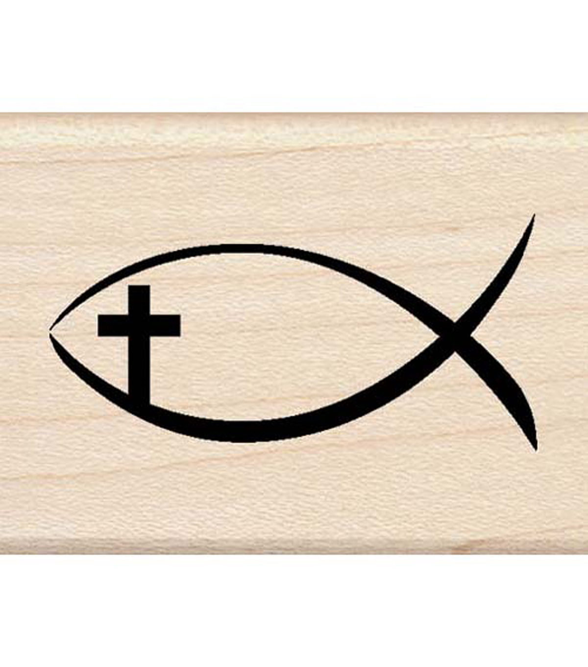 Inkadinkado Symbol Of Faith Stamp