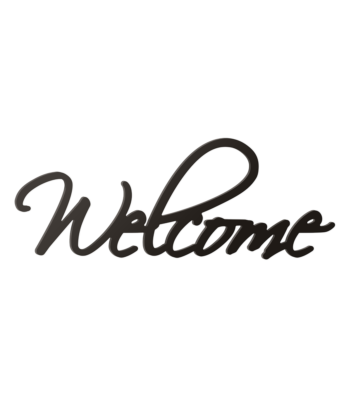 Word Wall Decor-Welcome