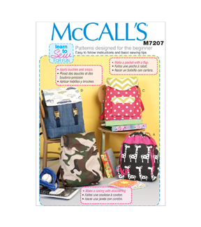 McCall\u0027s Crafts Totes & Bags-M7207