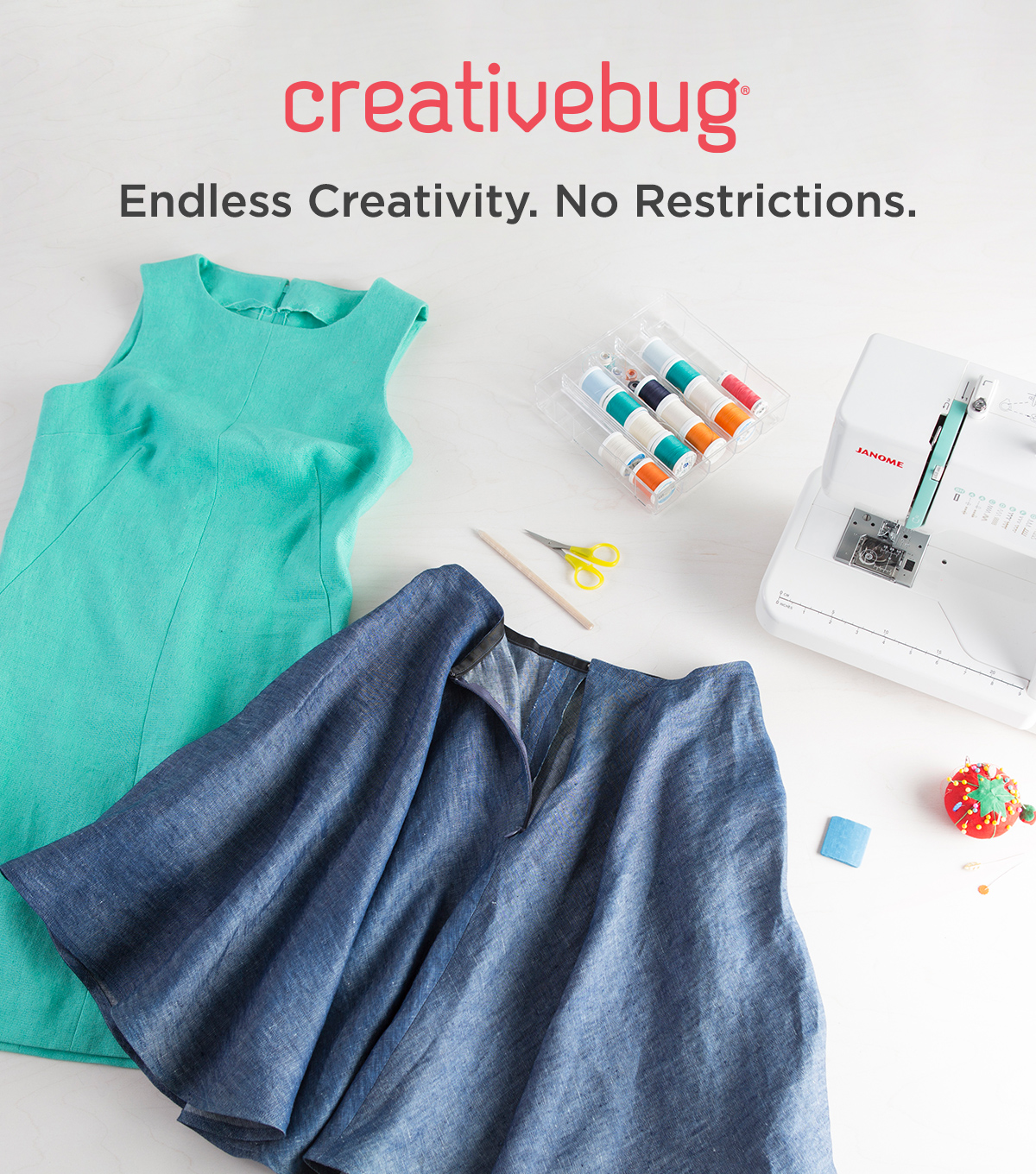 Creativebug.com: 6 Months Unlimited Subscription
