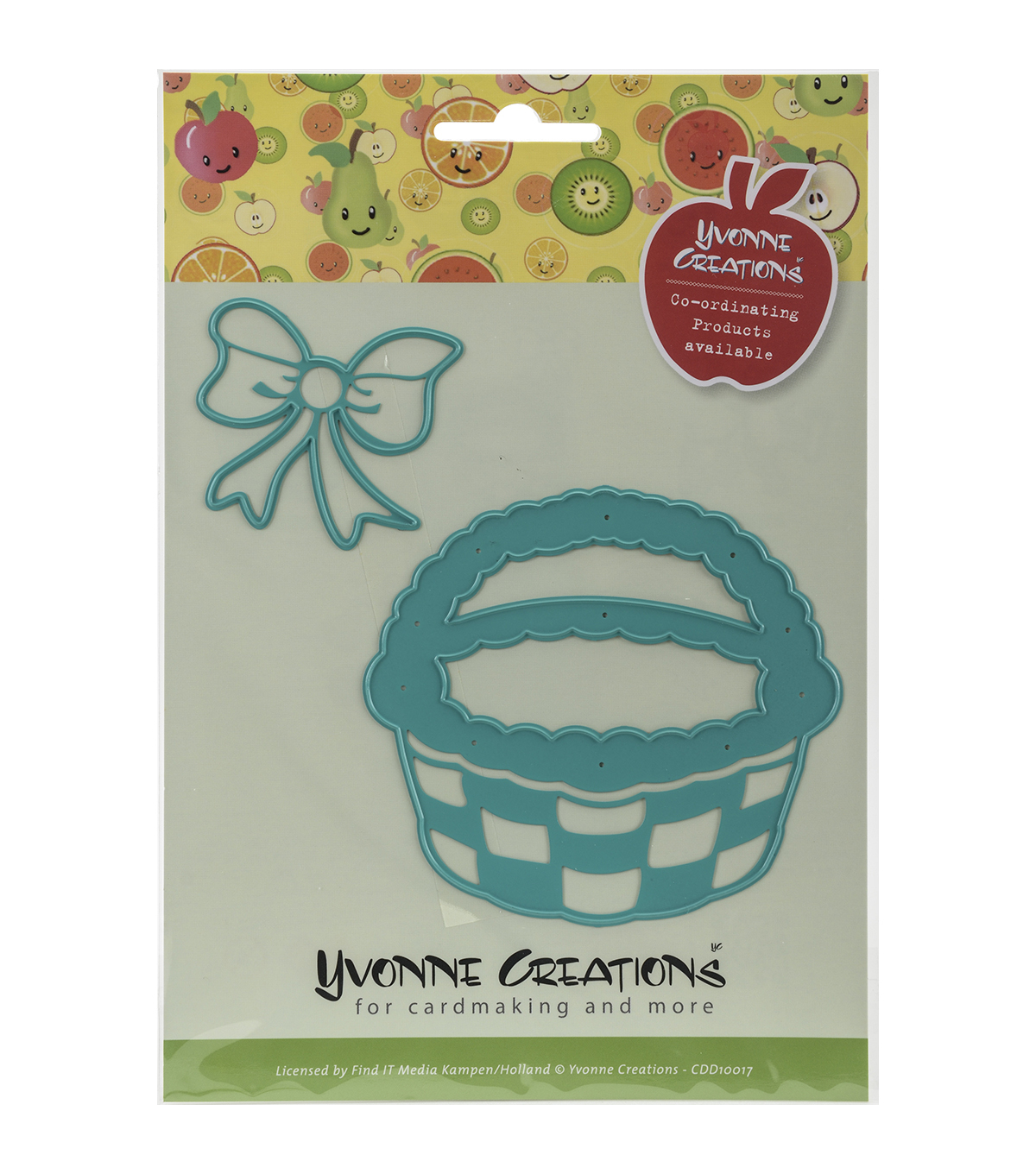 Yvonne Creations Die-Basket