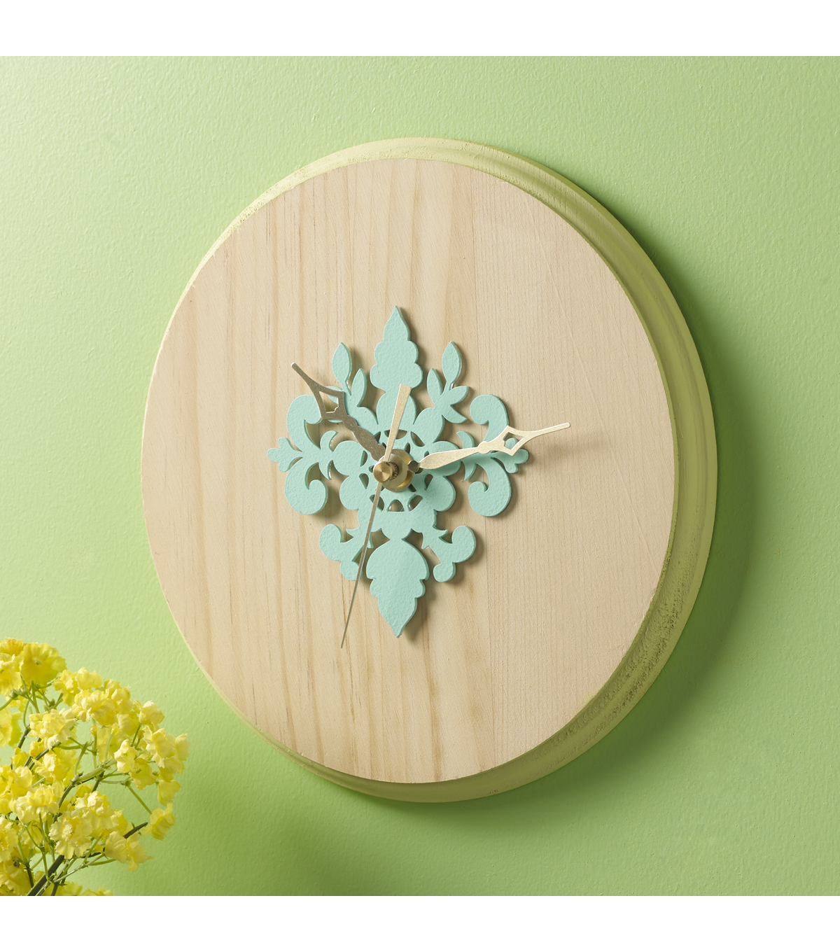 Buttercream™ Audrey Collection Small Furniture Applique-Royal Crest