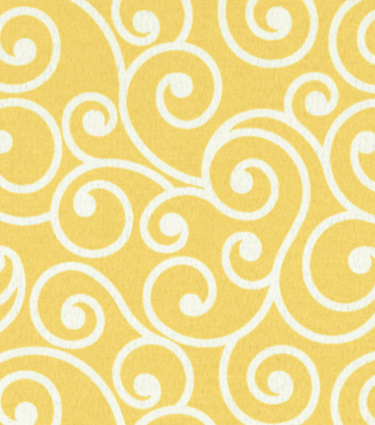 Better Homes & Garden Outdoor Fabric 54\u0022-Daffodil