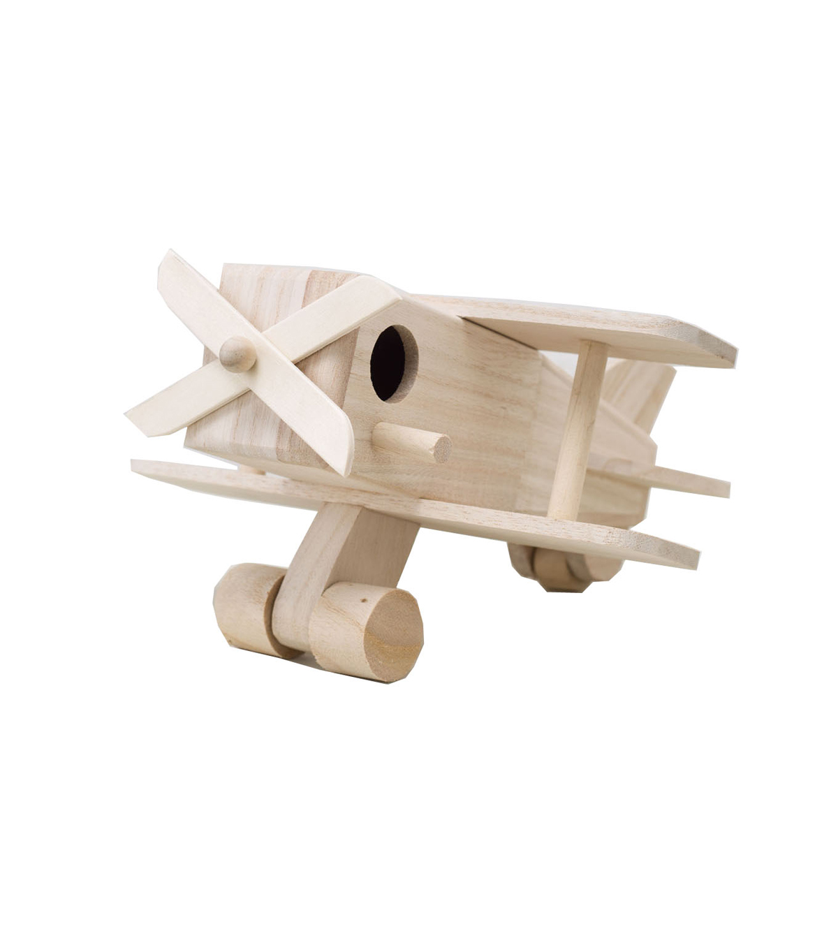 Fab Lab™ Wood Plane Birdhouse