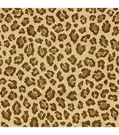 Home Decor 8\u0022x8\u0022 Fabric Swatch-Serengeti Leopard