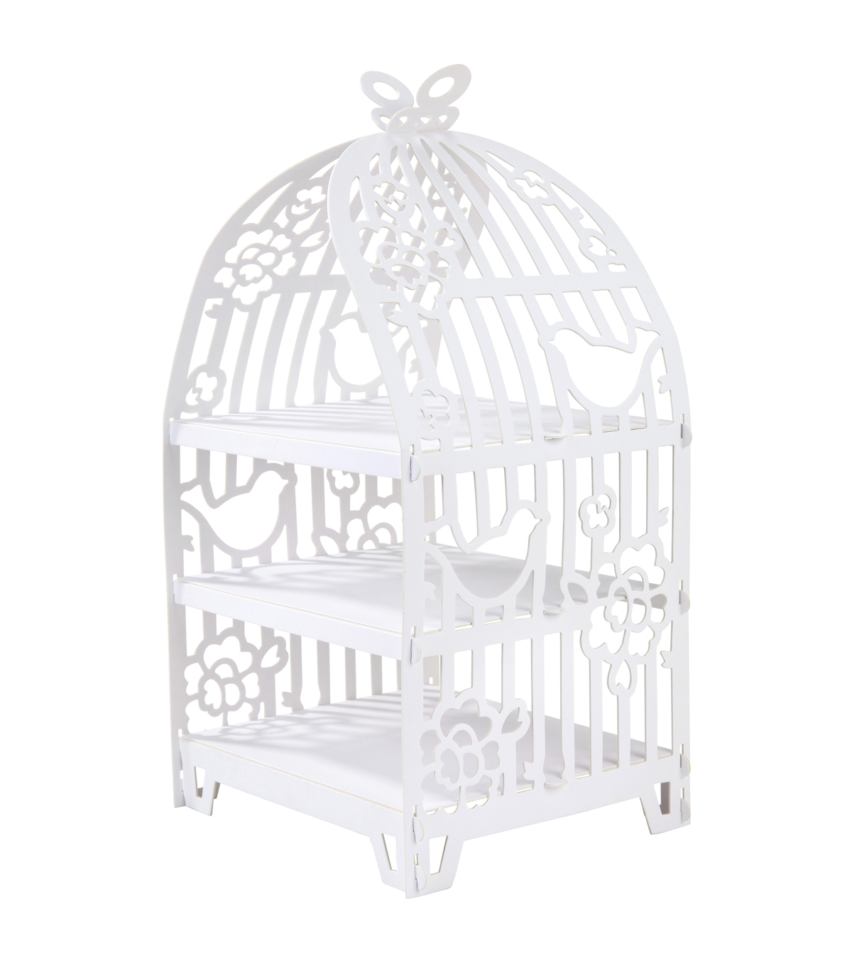 Something In The Air Birdcage Cakestand