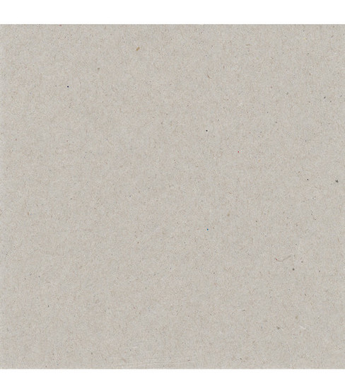 "Bazzill 6""x6"" Chipboard Sheets-25PK/Gray"