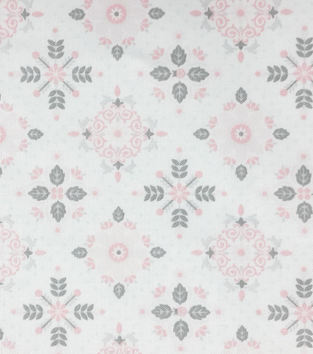 Magic Moon™-Flora & Fauna Diamond Cotton
