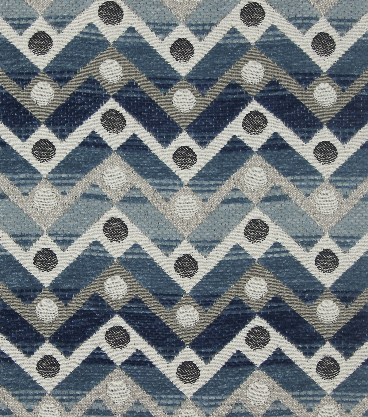 Richloom Studio Upholstery Fabric 54\u0022-Playhouse/Delft