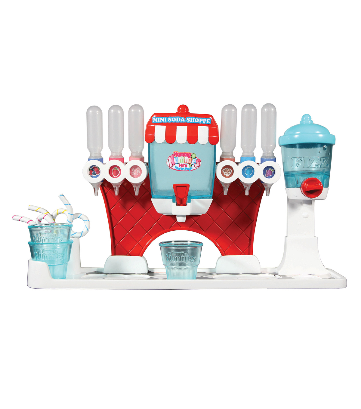 Yummy Nummies Mini Kitchen Playset-Soda Shoppe