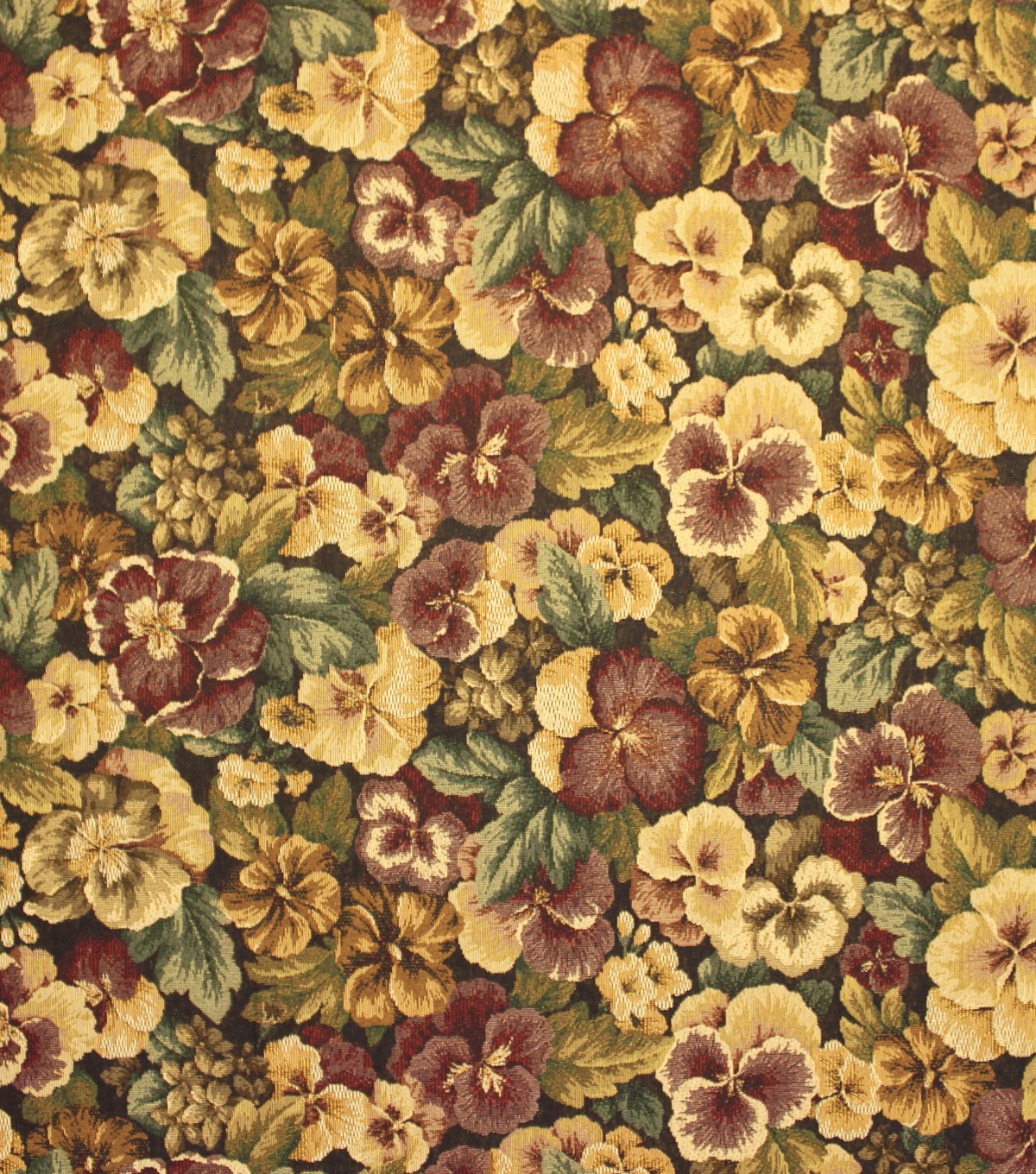 Home Decor 8\u0022x8\u0022 Fabric Swatch-Upholstery Fabric Barrow M5407-5518 Mulberry