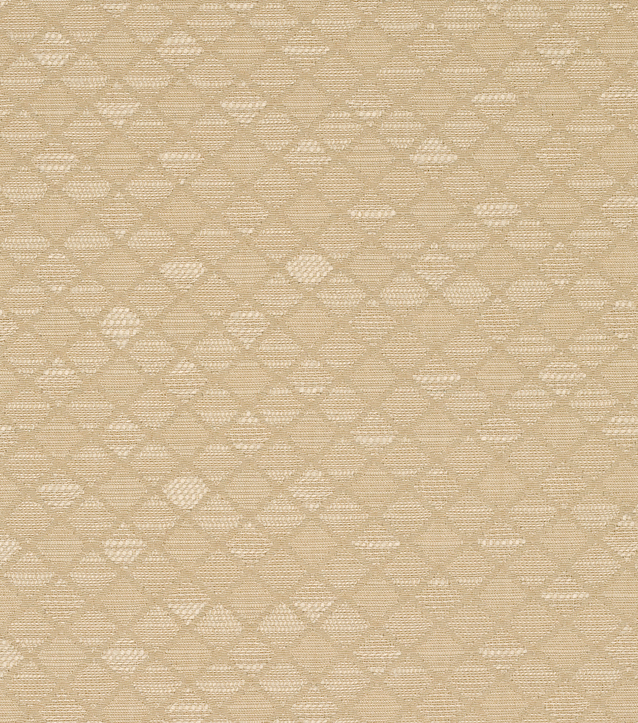 Home Decor 8\u0022x8\u0022 Fabric Swatch-Crypton Juliette Tonal Sm Scale Diamond-Cashew