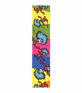 Dr. Seuss One Thing Two Thing Rainbow Ribbon