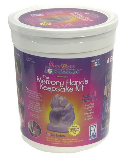 Precious Impressions Memory Hands Keepsake Kit