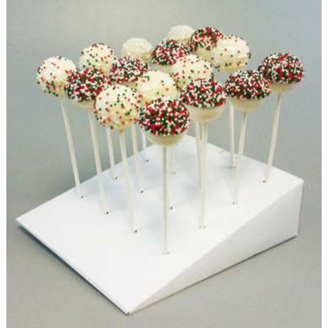 Wilton® Cake Pops Slanted Treat Stand 1/Pkg-10\u0022X7.5\u0022