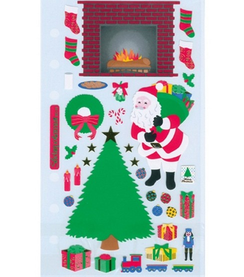 Sticko Stickers-Christmas Eve