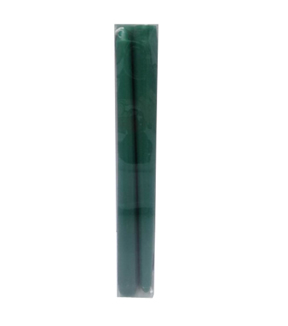Maker\u0027s Holiday 4ct Taper Candles-Green