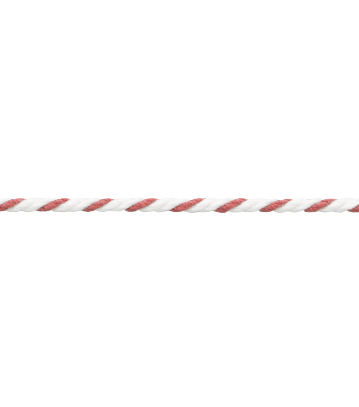 Bakers Twine Red White Apparel Trim- 10 yards