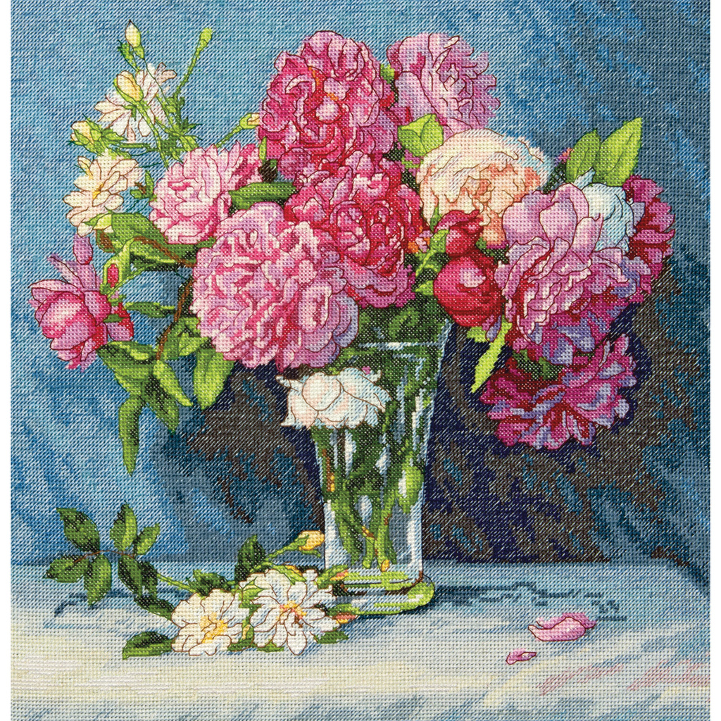 Dimensions Gold Counted Cross Stitch Kit Mary's Bouquet
