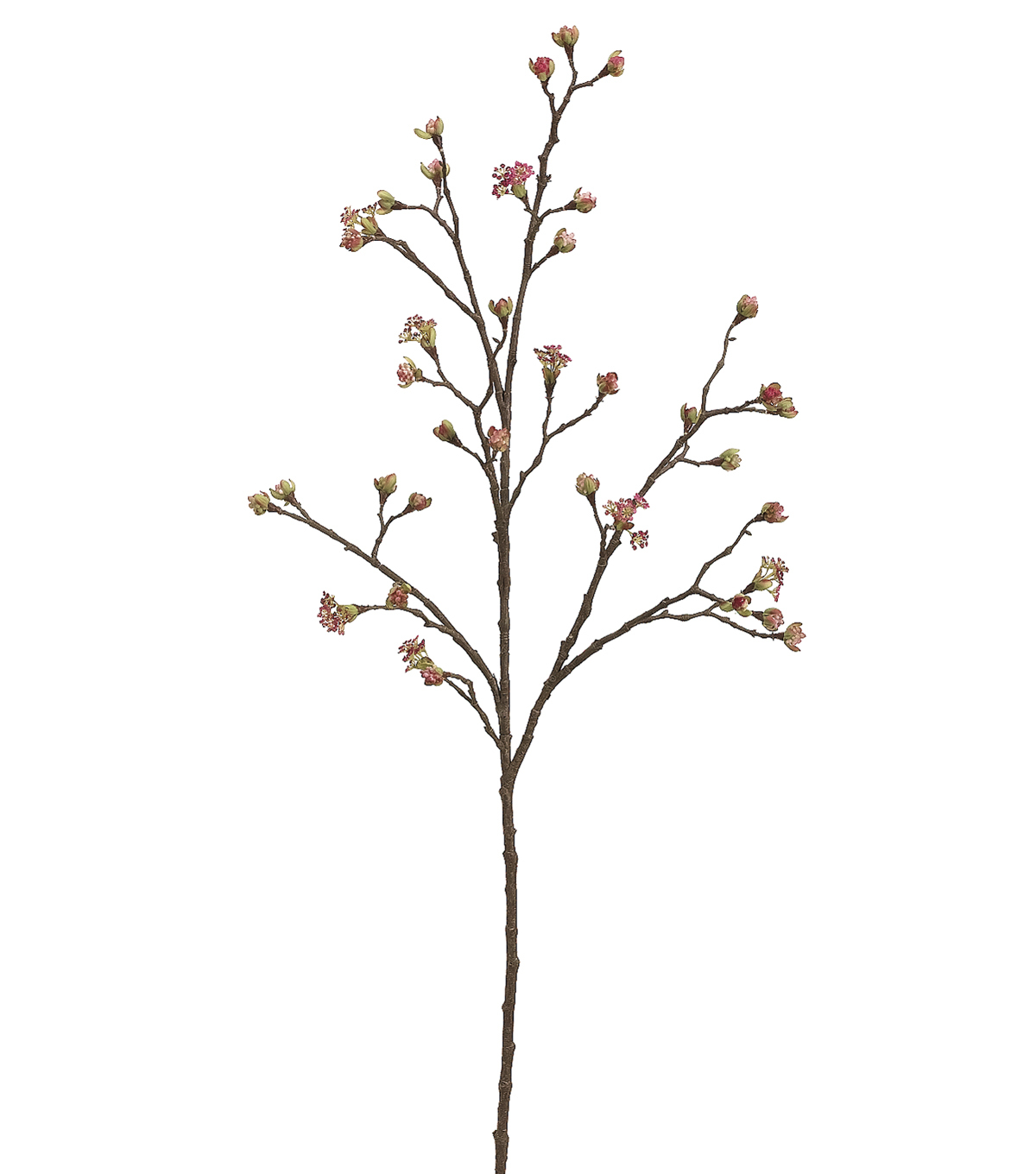 Bloom Room 42\u0022 Budding Blossom Branch-Fuchsia